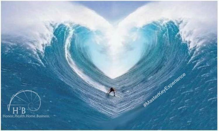 Reversing the Reversal, Surfing the Wave of the Heart, H3B