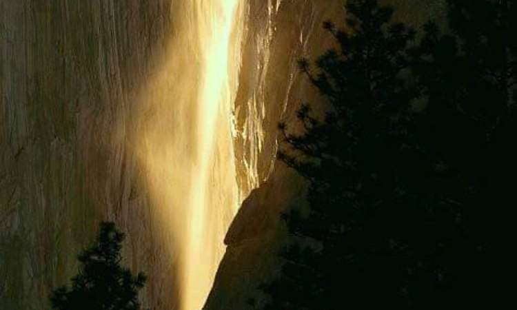 Horsetail Falls Yosemite, H3B, Know